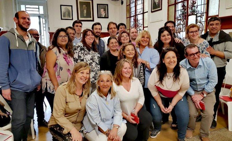 EducaciónUCRBuenosAires realizó reunión de la primera sección en Mercedes