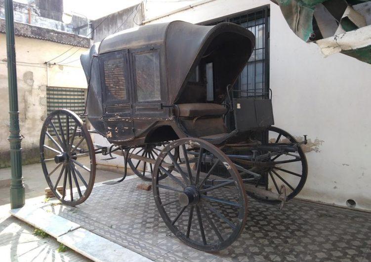 CUNA restaurará carruaje antiguo