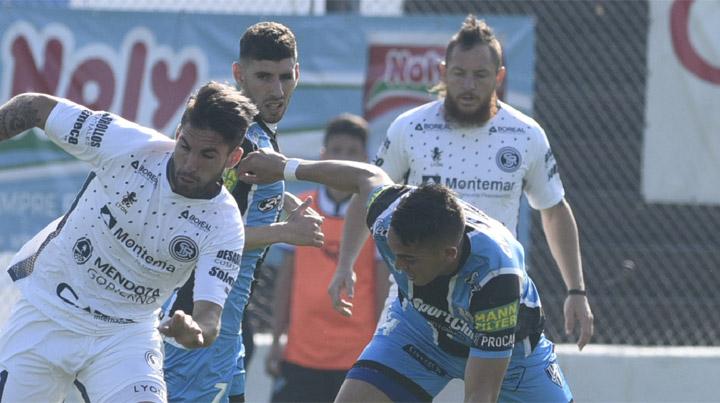 Nicolás Dematei busca con Independiente «darle una alegría a los hinchas»