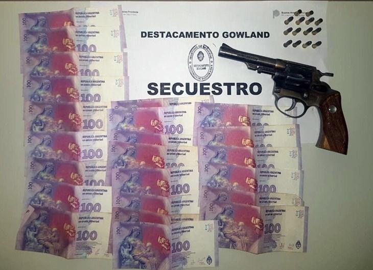 Policía Comunal no cesó su investigación y tras allanamientos logró detener estafadores