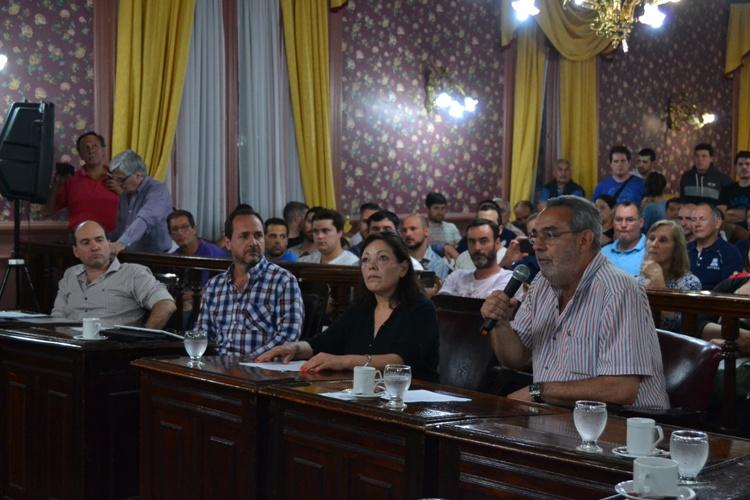Mesa Sindical planteó el rechazo de las políticas económicas nacionales