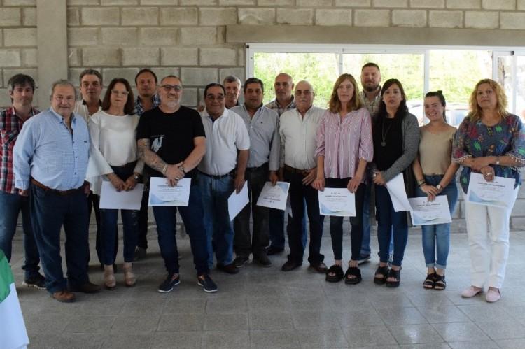 Asumió la nueva comisión directiva en Asociación Judicial Bonaerense