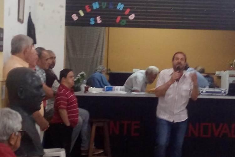 Justicialistas celebraron en la agrupación selvista