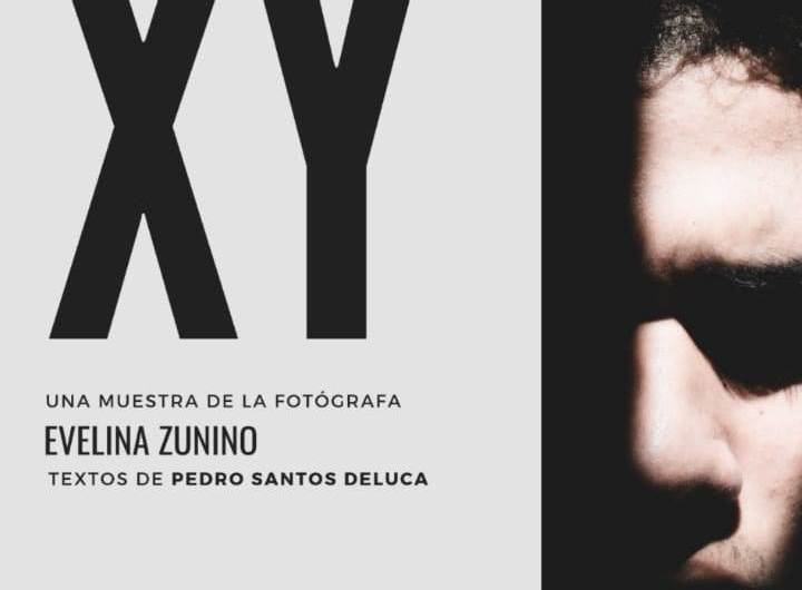 Evelina Zunino presenta «XY» retratos de varones
