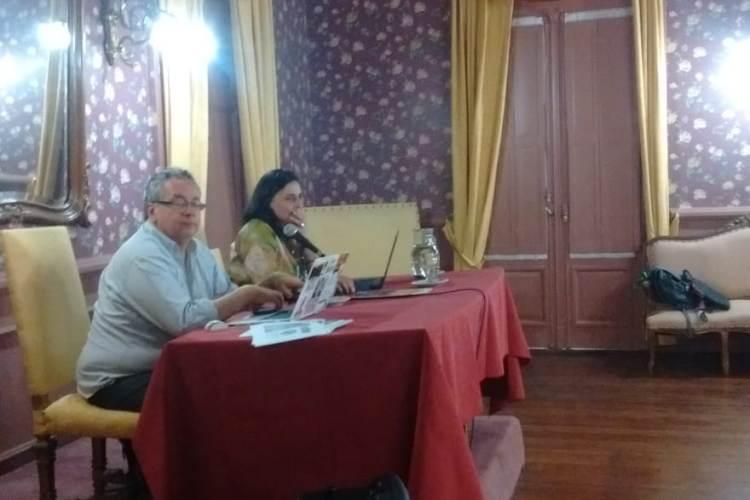 Realizaron charla sobre agroecología en el HCD