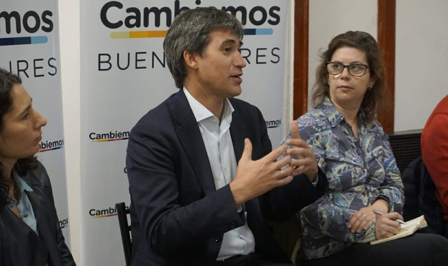 Adrián Pérez en Mercedes habló de políticas de integridad y transparencia
