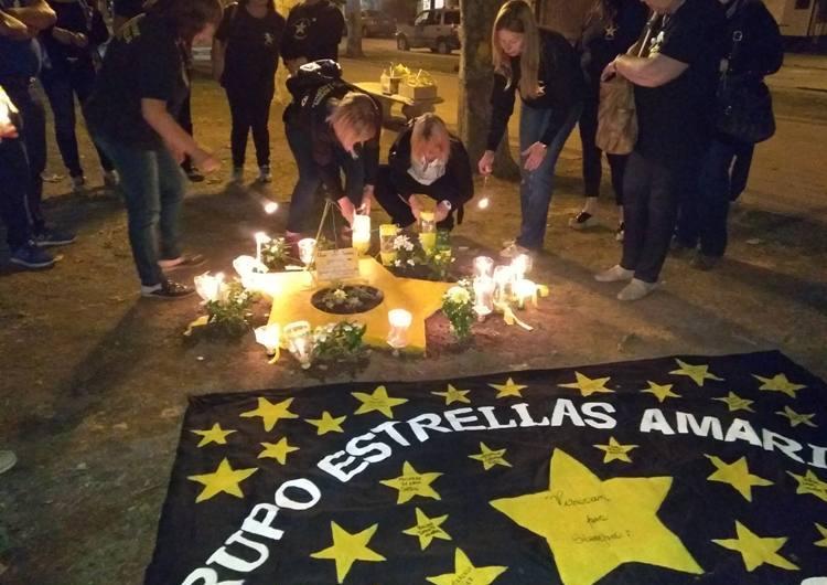 En el Día de la Seguridad Vial, recuerdan a los vecinos fallecidos en siniestros viales