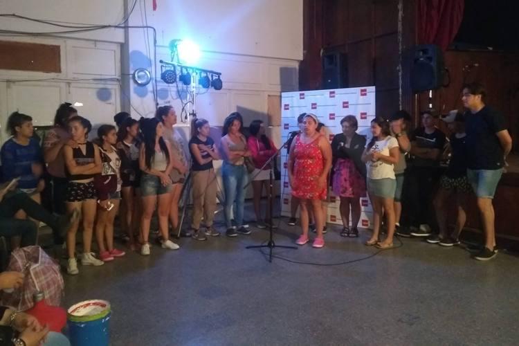 Estudiantes mercedinos en Chapa presentaron videos, fotografías, una revista y una instalación