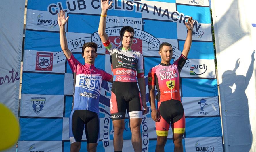 El Criterium de Apertura se lo quedó Federico Vivas