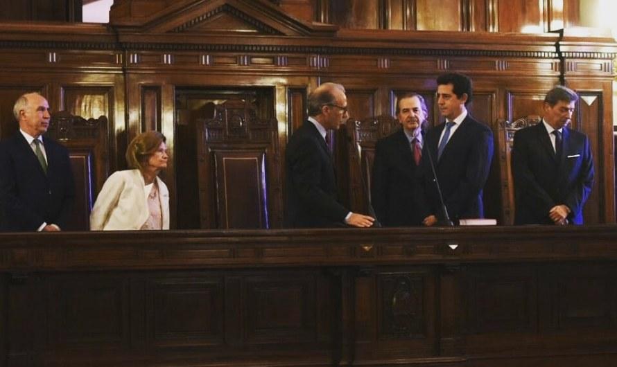 De Pedro juró y asumió como consejero de la magistratura