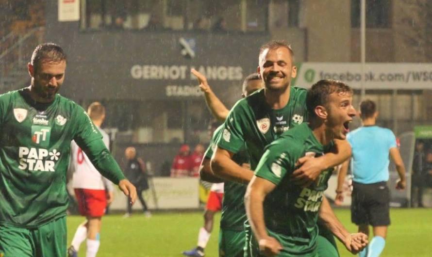 Otro gol de Ignacio Jáuregui para una nueva victoria del WSG Wattens de Austria