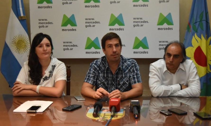 Ustarroz y Ministro Gomez anunciaron shows de Axel y Coti desde «AcerCarte» en La Trocha