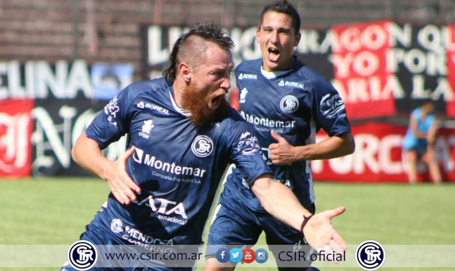 Primer gol de Nicolás Dematei en Independiente Rivadavia de Mendoza