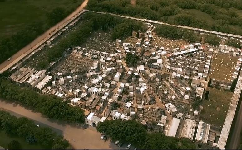 Municipio llama a licitación para construir nichos en el cementerio