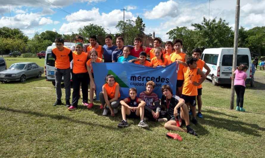 La Escuela Municipal de Atletismo participó en Rivas