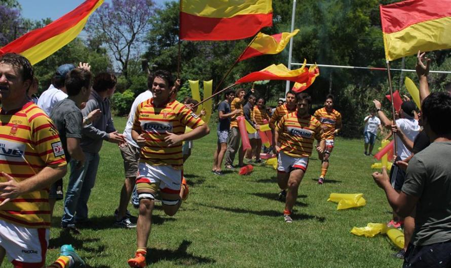 Mercedes Rugby Club ascendió a Segunda. (Mirá el video del festejo)