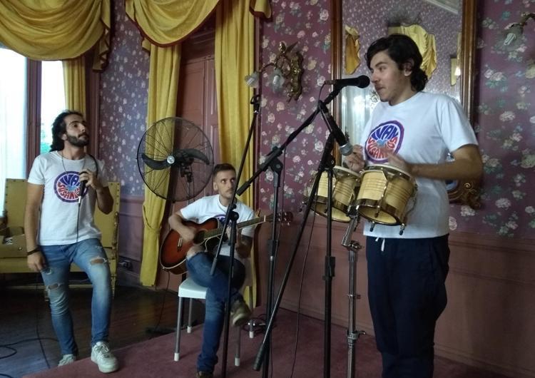 Joven músico con TEA fue reconocido por el HCD Mercedes