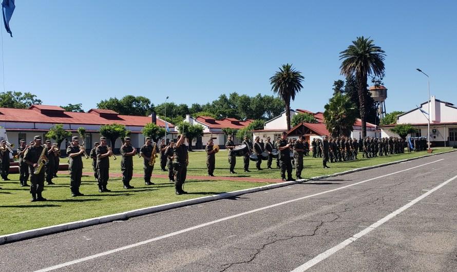 Cambio de autoridades en Escuela de Formación de Gendarmeria
