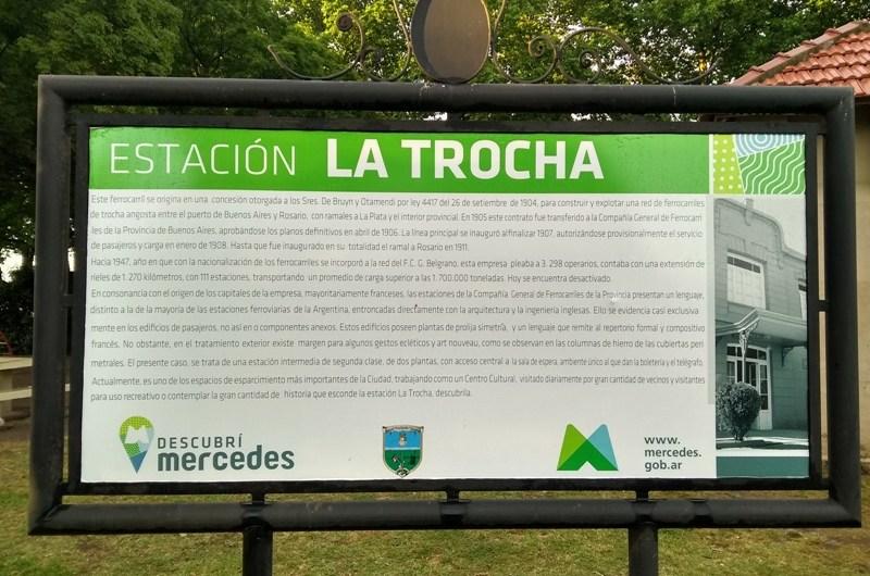 Descubrí Mercedes se extiende por las vías del Ferrocarril Belgrano