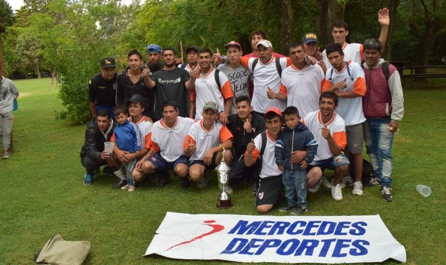 Por penales, El Rejunte se quedó con el campeonato