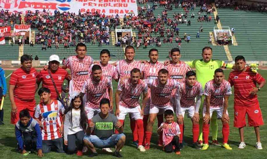 El Independiente Petrolero del «Chinchu» Rodriguez protestó al equipo que lo eliminó