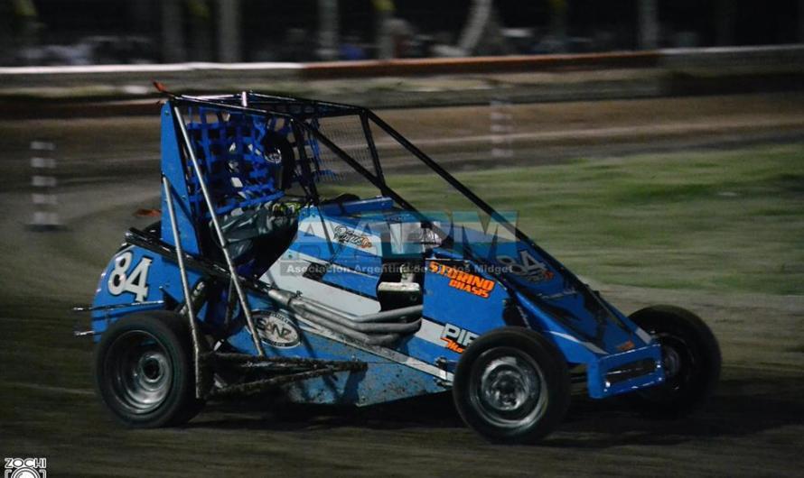 Los Midget correrán en el autódromo Luis Lorenzo Bandoni