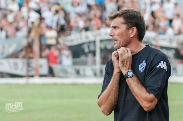 Club Mercedes entrena pensando en el próximo Regional Amateur
