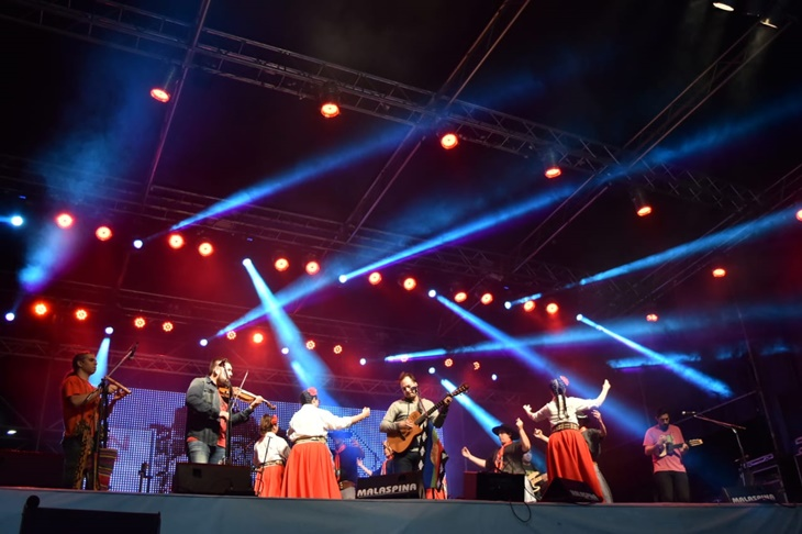 Finalizó la 42° Fiesta Nacional del Durazno con tres jornadas a pleno en La Trocha