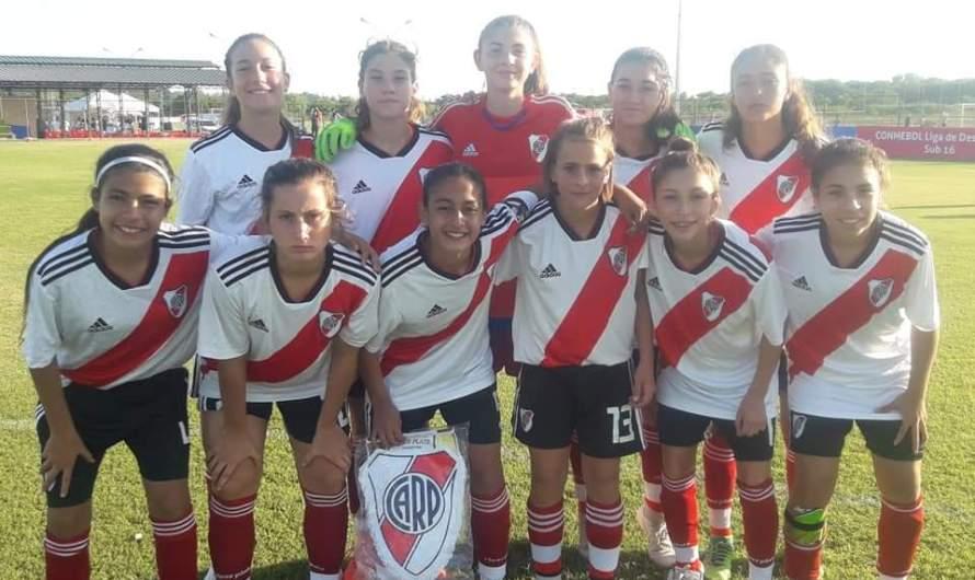 River Plate, con Nazarena Viola y Juana Cángaro, va por la clasificación en el Sudamericano de Paraguay
