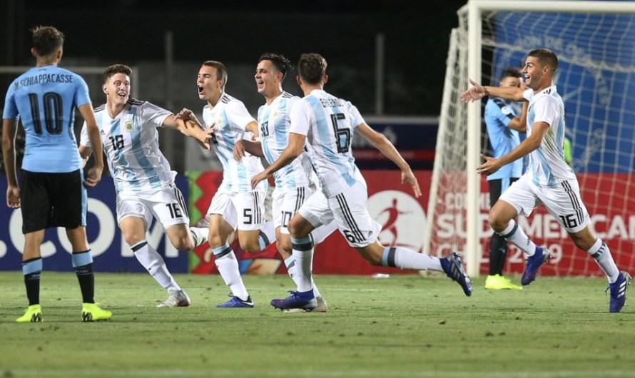 La Sub 20 de Argentina ganó, otra vez con Sosa de titular, y pelea por la clasificación