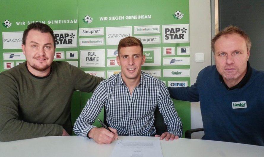 Ignacio Jáuregui renovó contrato en Austria