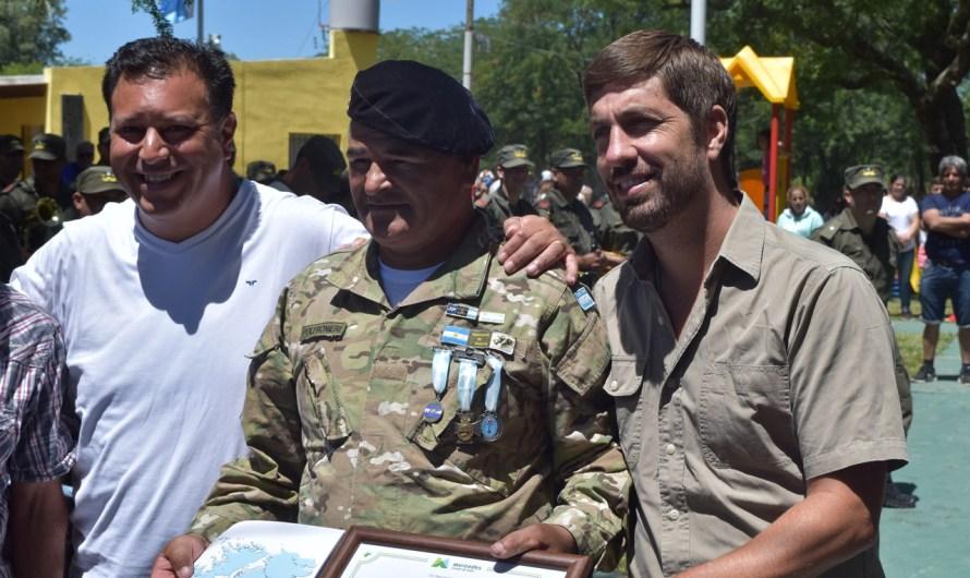 Homenajan a Oscar Poltronieri en Altamira