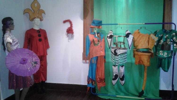 Exposición histórica de Carnavales en el Miguez