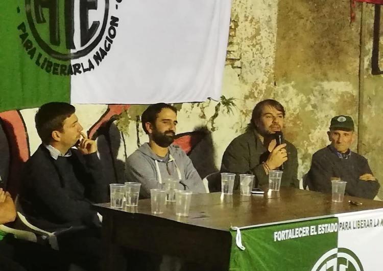 Elecciones en ATE: presentaron lista verde y blanca