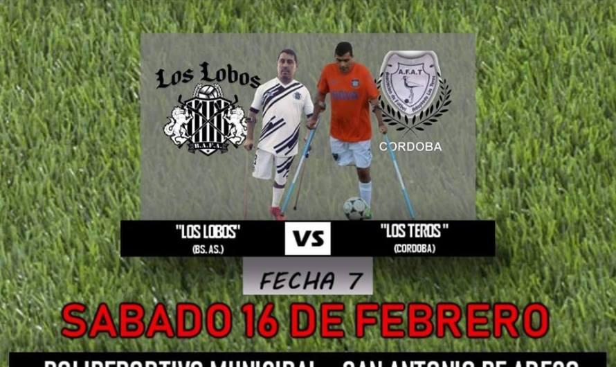 Damián Defelippe y Ángel Iñiguez cierran el campeonato con Los Lobos