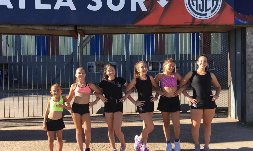 Club Mercedes realizó una capacitación en San Lorenzo de Almagro
