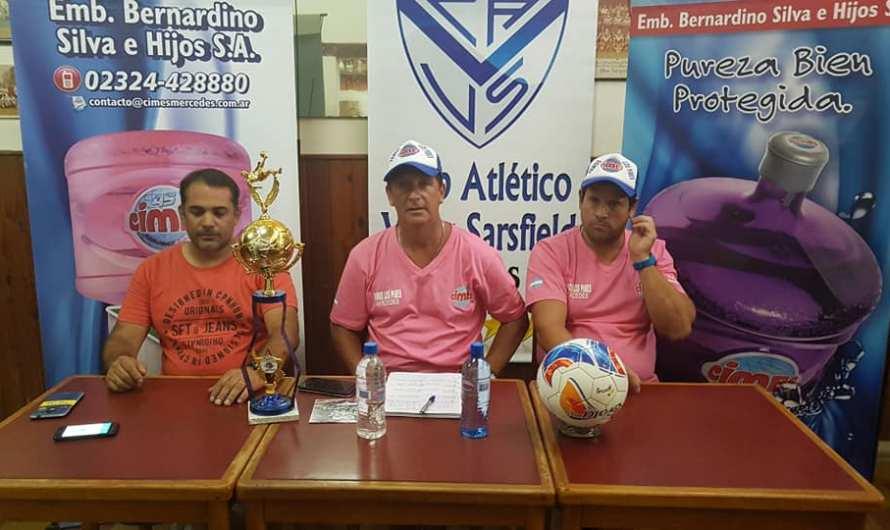 La copa «Mercedes CIMES Vamos Los Pibes» se jugará en marzo