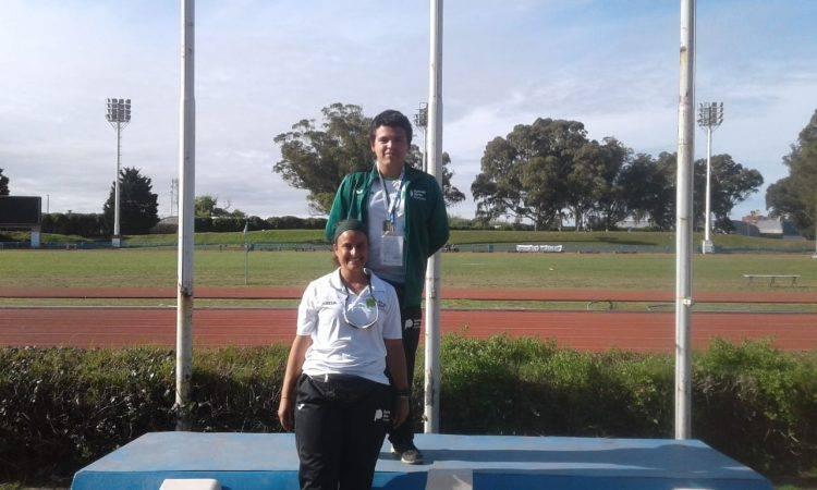 Francisco Álvarez, convocado a la Selección Argentina FADESIR