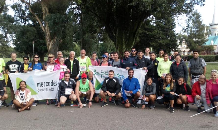 Mercedes presente en la 8va Maraton Solidaria