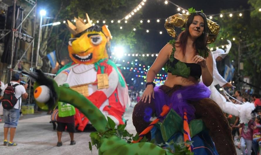 Ultiman detalles para los Carnavales 2020