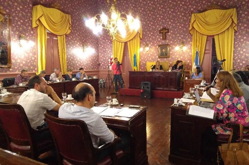 Concejales acordaron presidencias y días de las comisiones de trabajo