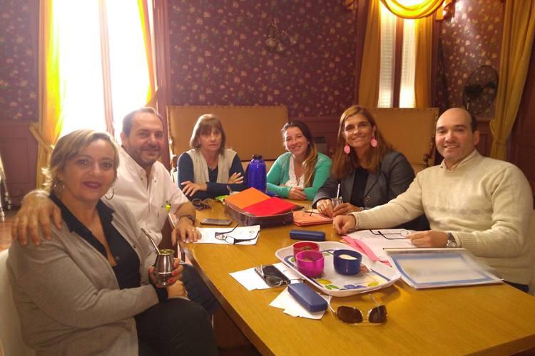 La Comisión de Género y Diversidad se reunió por primera vez