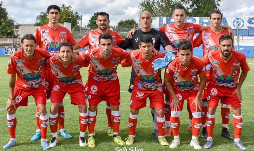 Gol del Chino Pérez en la goleada de Luján a San Martín de Burzaco (video)
