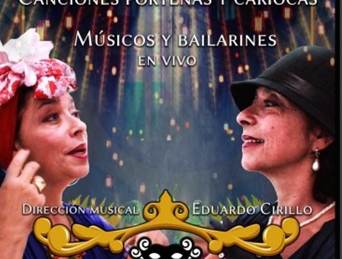 Vuelve Samba Esquina Tango