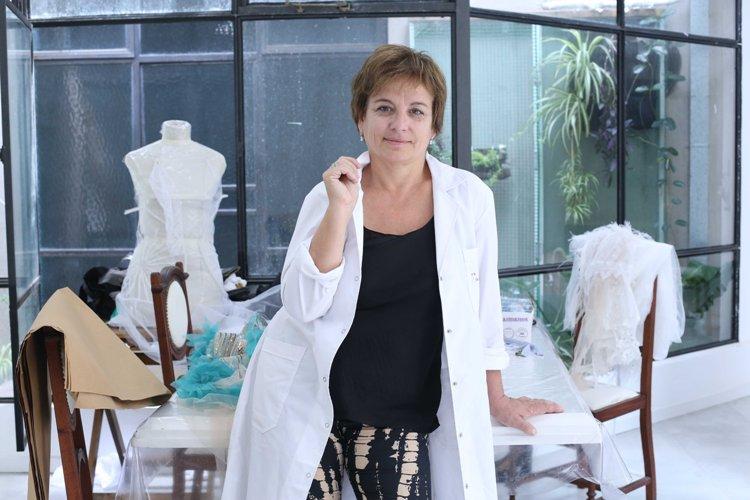 La diseñadora Marcela Daff participará de programa de TV