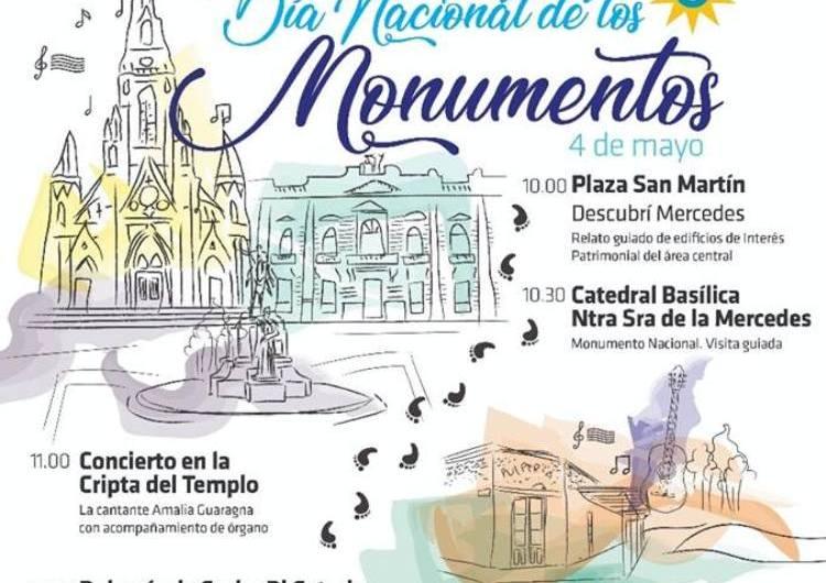 4 de mayo: Día de los Monumentos