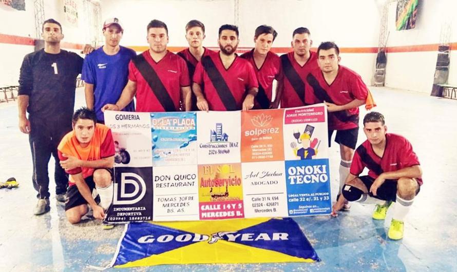 La Escuela Municipal de Futsal cayó ante Juventud Unida