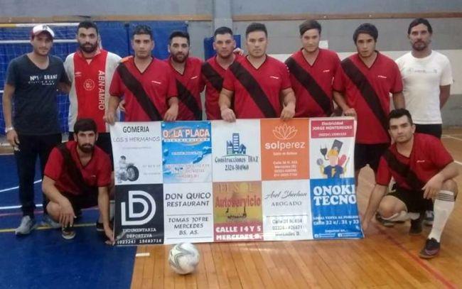 La Escuela de Futsal cayó ante Pedro Echagüe