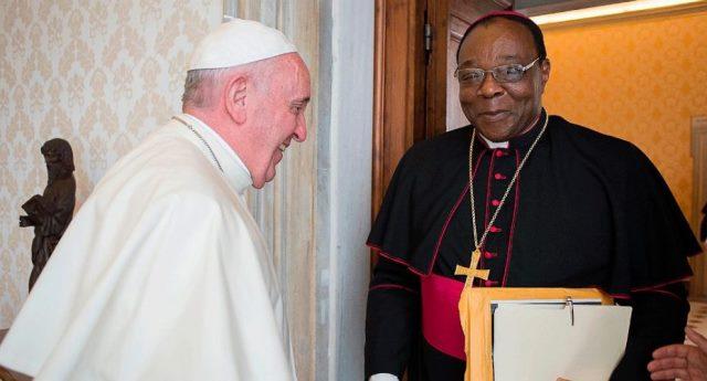 El flamante Nuncio Apostólico visitará Mercedes