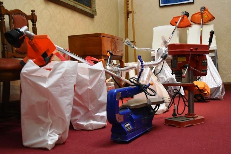 Municipio entregó herramientas para emprendedores